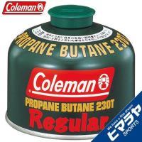コールマン ガスカートリッジ 純正LPガス燃料[Tタイプ]230g 5103A230T coleman
