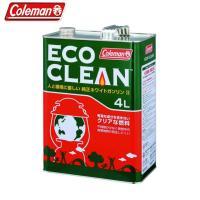 コールマン ガソリン エコクリーン4L 170-6760 coleman od