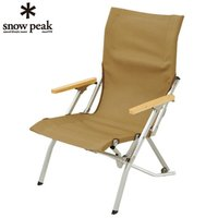 スノーピーク snow peak アウトドアチェア ローチェア30カーキ LV-091KH od