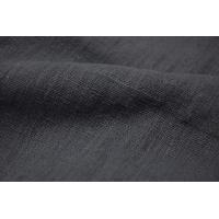 作務衣用 羽織 敦煌-手紡ぎ 手織り綿-本藍染 陣羽織ベスト M  藍色