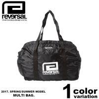 [ブランド]REVARSAL(リバーサル) [アイテム]ショッピングバッグ / BIG MARK S...