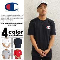 champion チャンピオン Tシャツ メンズ USAモデル ビッグロゴ ワンポイント 半袖  [...