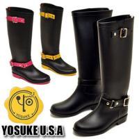 ◆カラー:ブラック、ピンクコンビ、イエローコンビ ◆素材:ラバー素材 ◆サイズ選び:普段お履きの革靴...