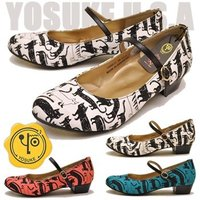 【YOSUKE U.S.A】ヨースケ 靴のパンプス  ファッション/レディース/ストラップパンプス/...