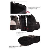 YOSUKE U.S.A ヨースケ メンズ 厚底スニーカーブーツ ハイカット  ※(予約)は3営業日内に発送