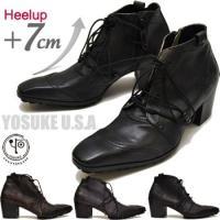 メンズ YOSUKE U.S.A ヨースケ よーすけ YO-YOブランド KERA 靴 通販 通信販...