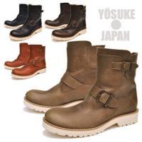 【YOSUKE U.S.A】ヨースケ 靴ファッション/レディース/エンジニアブーツ/ショートブーツ/...