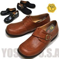 【YOSUKE U.S.A】ヨースケ 靴の厚底パンプス ハイヒールファッション/レディース/モンクス...