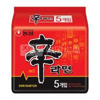 農心 辛ラーメン 120g マルチパック (5個入)