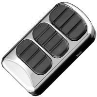【USA在庫あり】 8857 クリアキン ISO ブレーキ ペダル カバー バルカン、ブルバード、イントルーダー、ロードスター HD店