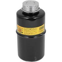 BT-1000 ガソリン 携行缶です。 内容量:1リットル 外形寸法:最大直径95×高さ195 材質...