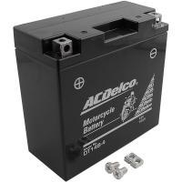 DT14B-4 ACデルコ ACDelco MFバッテリー 00年以降 XJR1300 RP01J、...