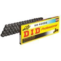 DID 420DS-102L RJ(クリップ) 4525516105163 DID 大同工業 チェーン 420DS スタンダード シリーズ スチール (102L) クリップ JP店