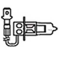 レイブリック RAYBRIG ハイパーハロゲンバルブ カラー:ホワイトブラスター 定格電圧:12V5...