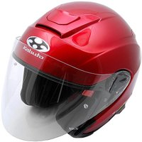 4966094544461 オージーケーカブト OGK KABUTO ヘルメット ASAGI シャイニーレッド XXLサイズ ASAGI ジェット ヘルメットです。カラー:シャイニーレッドサイズ:XXL ...