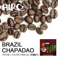 自家焙煎 コーヒー豆 シングルオリジン コーヒー 100g ブラジル  シャパドン スペシャルティ ボタニカ 農園 スペシャルティ|hirocoffee-shop
