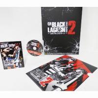 【商品情報】 ブラックラグーン2 カタログ・DVD(開封)・クリアファイルに前作のガイドブックです。...