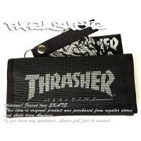 Thrasher Magazine 長サイフ 財布 スラッシャー Mag Logo Long Wal...