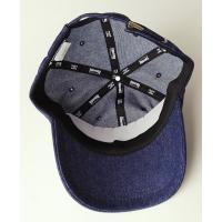 Thrasher Magazine デニムキャップ ダッドハット 帽子 スラッシャー Anti Logo Cap Dad Hats Indigo Denim ベースボール スケボー SK8 スケートボード