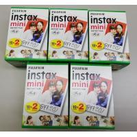 在庫有り 2P×5個(100枚セット)【送料無料】FUJIFILM チェキ用フィルム 2P instax mini 2P JP チェキフィルム 2本パック instax mini K R2 2パック×5個