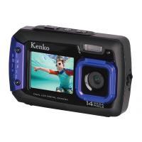 hit-market - 【ツイン液晶モニターで自分撮りも簡単楽々!しかも防水】【送料無料】Kenko・Tokina・ケンコー・トキナー 防水&耐衝撃デジカメ DSC1480DW|Yahoo!ショッピング