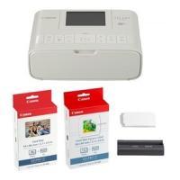 【送料無料】Canon・キヤノン Wi-Fi接続コンパクトフォトプリンター SELPHY CP1300 ホワイト セルフィCP1300 ホワイト CP1300(WH)カードプリントキット