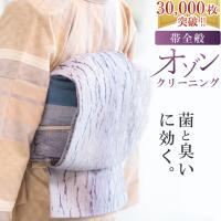 帯 クリーニング 帯 丸洗い 業界初 オリジナル【オゾン京洗い】 sin1585 【S】
