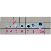 ◎動眼(キョロキョロ目玉)4mmが100個です。  ◎一般的は樹脂製です。 ◎手芸用ボンド・木工ボン...
