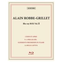 アラン・ロブ=グリエ Blu-ray BOX II(限定生産)  〔BLU-RAY DISC〕|hmv