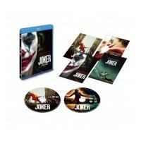 【初回仕様】ジョーカー ブルーレイ&DVDセット(2枚組/ポストカード付)  〔BLU-RAY DISC〕