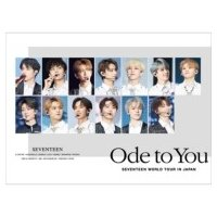 SEVENTEEN / SEVENTEEN WORLD TOUR 'ODE TO YOU' IN JAPAN (2Blu-ray)【初回限定盤/Loppi・HMV限定】  〔BLU-RAY DISC〕