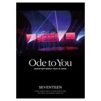 SEVENTEEN / 《ハイタッチ会エントリーカード付き》SEVENTEEN WORLD TOUR 'ODE TO YOU' IN JAPAN (DVD)【通常盤/Loppi・HMV限定