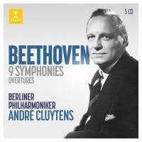 Beethoven ベートーヴェン / 交響曲全集、序曲集 アンドレ・クリュイタンス&ベルリン・フィル(5CD) 輸入盤