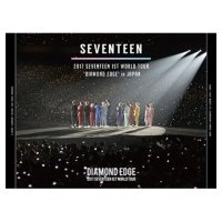 SEVENTEEN / 2017 SEVENTEEN 1ST WORLD TOUR 'DIAMOND EDGE' in JAPAN (Blu-ray+PHOTO BOOK)【Loppi・HMV限定盤】  〔BLU-RAY DISC〕