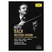 Bach, Johann Sebastian バッハ / マタイ受難曲 カール・リヒター&ミュンヘン・バッハ管&合唱団、他  〔DVD〕