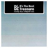 B'z / B'z The Best Treasure  〔CD〕|hmv