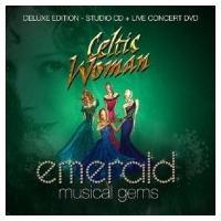 Celtic Woman ケルティックウーマン / Emerald 〜音の宝石〜 【デラックス限定盤】 (HQCD+DVD)  〔Hi Quality CD〕|hmv