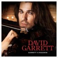 ヴァイオリン作品集 / 『愛と狂気のヴァイオリニスト』 デイヴィッド・ギャレット(+DVD) 国内盤 〔SH|hmv