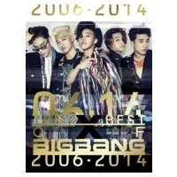BIGBANG (Korea) ビッグバン / THE BEST OF BIGBANG 2006-2014 (3CD+2DVD)  〔CD〕