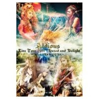 """Aldious アルディアス / Live Tour 2014 """"Dazed and Delight"""" 〜Live at CLUB CITTA'〜  〔DVD〕