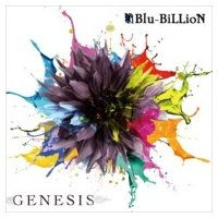 Blu-BiLLioN / GENESIS 【通常盤】  〔CD Maxi〕 hmv