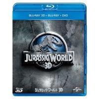 ジュラシック・ワールド3D ブルーレイ & DVDセット(ボーナスDVD付)  〔BLU-RAY DISC〕|hmv