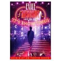 "EXILE ATSUSHI エグザイルアツシ / EXILE ATSUSHI LIVE TOUR 2016 ""IT'S SHOW TIME!!"" 【豪華盤】(3DVD / スマプラ対応)  〔DVD〕"