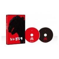 シン・ゴジラ DVD 2枚組  〔DVD〕