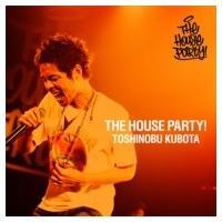 久保田利伸 クボタトシノブ / 3周まわって素でLive!〜THE HOUSE PARTY〜 【初回生産限定盤】(CD+DVD+LIVEフォトブック|hmv