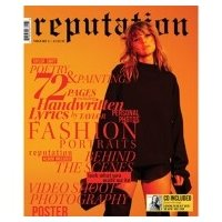 Taylor Swift テイラースウィフト / Reputation Deluxe Vol 1 (Deluxe Magazine+CD) 輸入盤 〔CD〕|hmv