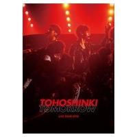 東方神起 / 東方神起 LIVE TOUR 2018 〜TOMORROW〜 (DVD)  〔DVD〕|hmv