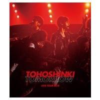 東方神起 / 東方神起 LIVE TOUR 2018 〜TOMORROW〜 (Blu-ray)  〔BLU-RAY DISC〕|hmv