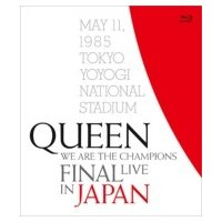 Queen クイーン / WE ARE THE CHAMPIONS FINAL LIVE IN JAPAN (Blu-ray)  〔BLU-RAY DISC〕 hmv