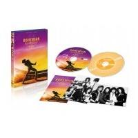 ボヘミアン・ラプソディ 2枚組ブルーレイ&DVD  〔BLU-RAY DISC〕